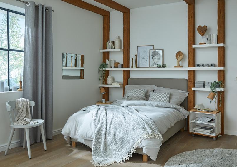 Tipps & Tricks Schlafzimmer gemütlicher machen