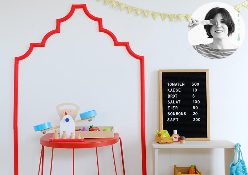 Kaufladen Spielzeug Modul Kinderzimmer